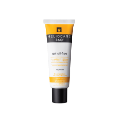 Heliocare 360° Gel Oil-Free 清爽控油防曬乳 SPF50 50ml