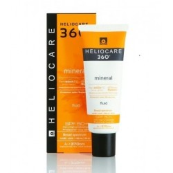 Heliocare Mineral 溫和礦物防曬乳 SPF50+ 50ml